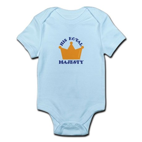 His Royal Majesty Body Suit