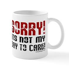 Sorry, it's not my day.. Mug