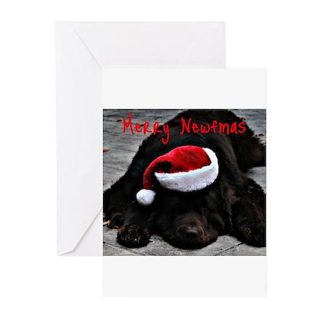 merry newfmas.jpg Greeting Cards