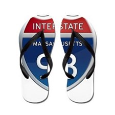 Massachusetts Interstate 93 Flip Flops