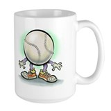 Softball coffee mug Drinkware