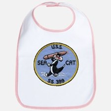 USS SEA CAT Bib