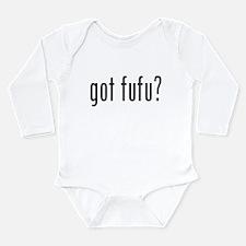 Got Fufu? Creeper Body Suit