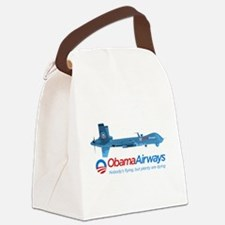 Obama Airways Canvas Lunch Bag