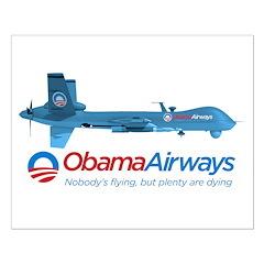 Obama Airways Posters