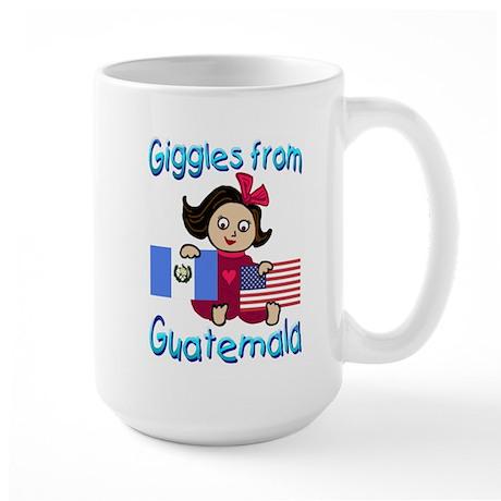 Giggles Gal Large Mug