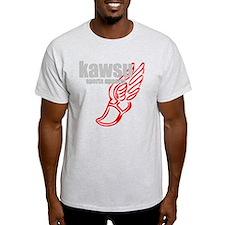 kawsu track and field T-Shirt