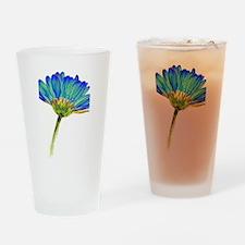 Gerbera Daisy 4 Drinking Glass