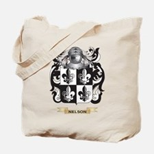 Nelson Coat of Arms (Family Crest) Tote Bag
