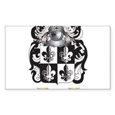 Nelson Coat of Arms (Family Crest) Decal
