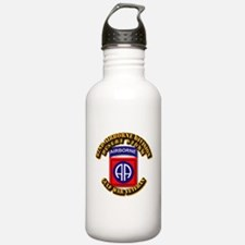 Army - DS - 82nd ABN DIV - DS Water Bottle
