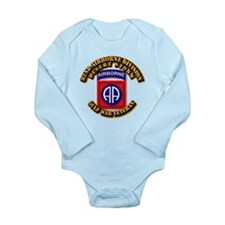 Army - DS - 82nd ABN DIV - DS Long Sleeve Infant B