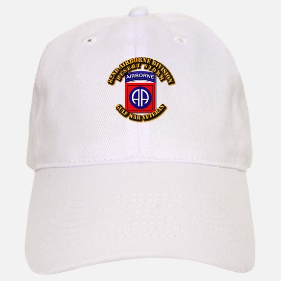 Army - DS - 82nd ABN DIV - DS Cap
