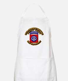 Army - DS - 82nd ABN DIV - DS Apron