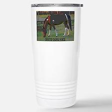 Cute Spotted saddle horse Travel Mug
