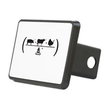Meatfest Hitch Cover