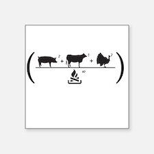 Meatfest Sticker