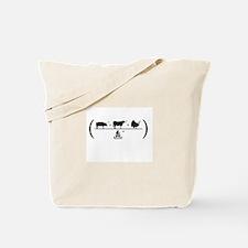 Meatfest Tote Bag