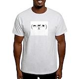 Bbq Mens Light T-shirts