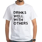 Drinks well with others Tops