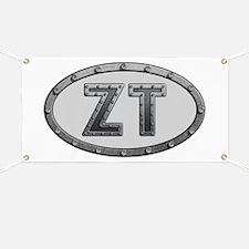ZT Metal Banner