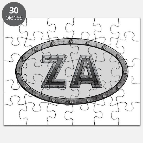 ZA Metal Puzzle