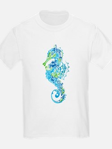 Fancy Seahorse T-Shirt