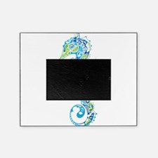 Fancy Seahorse Picture Frame