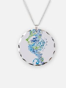 Fancy Seahorse Necklace