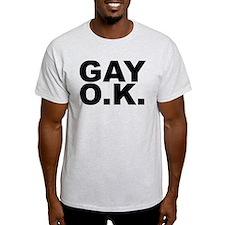 GAY O.K. T-Shirt