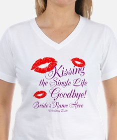 Custom Bachelorette T-Shirt