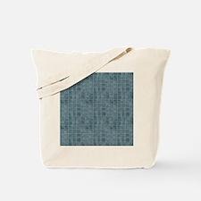 Tile Grain Designer Pattern Tote Bag