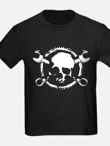 Wrench-Gear-Skull T