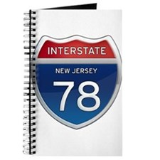 New Jersey Interstate 78 Journal