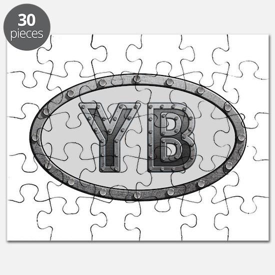 YB Metal Puzzle
