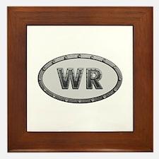 WR Metal Framed Tile