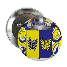 "Nestor Coat of Arms (Family Crest) 2.25"" Button"