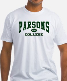 Parsons College Shirt