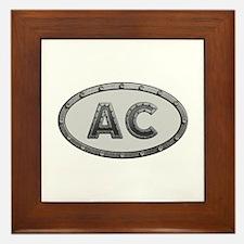 AC Metal Framed Tile