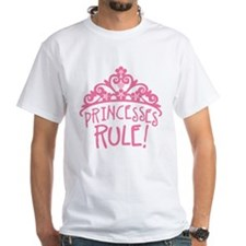Princesses Rule T-Shirt