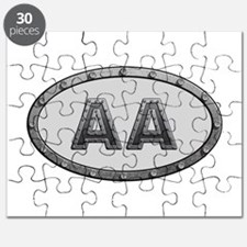 AA Metal Puzzle