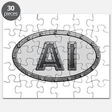 AI Metal Puzzle