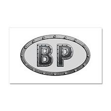 BP Metal 20x12 Car Magnet