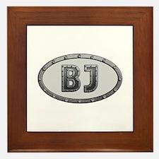 BJ Metal Framed Tile