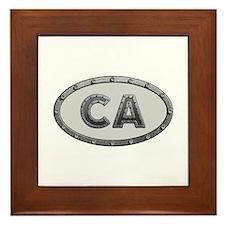 CA Metal Framed Tile