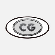 CG Metal Patch