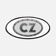 CZ Metal Patch