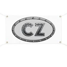 CZ Metal Banner