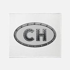 CH Metal Throw Blanket