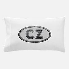 CZ Metal Pillow Case